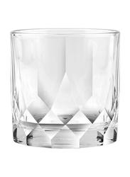 Ocean 350ml 2-Piece Connexion Double Rock Whisky Glass, P0280702, Clear