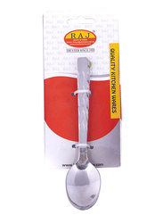 Raj 6-Piece Stainless Steel Symphoney Coffee Spoon Set, SCTS06, Silver