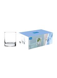 Ocean 290ml 6-Piece Set San Marino Rock Glass, B0041106, Clear