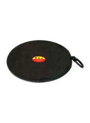 Raj 35cm Iron Ring Tawa, IRT014, Black