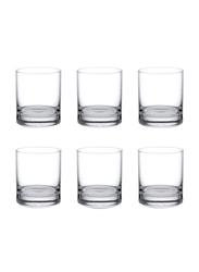 Ocean 205ml 6-Piece Set New York Juice Glass, B07807, Clear