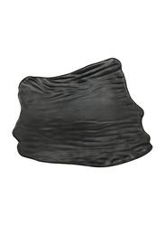 Dinewell 11-inch Melamine Wave Platter, DWMP014B, Black