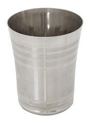 Raj 10cm Steel Silver Touch Glass 3 Lines, STGD02, Silver