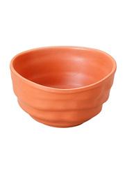 Dinewell 3.65-inch Melamine Terra Cotta Bowl, DWMP030TC, Orange