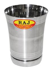 Raj 8.5cm Stainless Steel Touch Mini Flower Glass, STGMF1, Silver