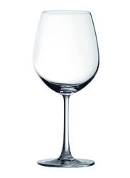 Ocean 600ml 6-Piece Set Madison Bordeaux Glass, 015A21, Clear