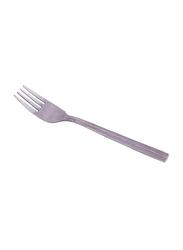 Raj 12-Piece Stainless Steel Symphoney Tea Fork Set, STF001, Silver
