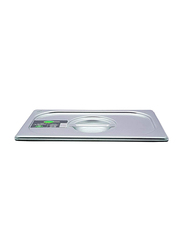 Raj 1/4x16.2cm Stainless Steel Gastronorm Pan Cover, CS5744, Silver, 26.5x16.2cm