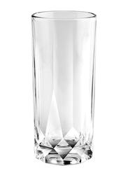 Ocean 350ml 2-Piece Connexion Hi Ball Glass, P0280802, Clear