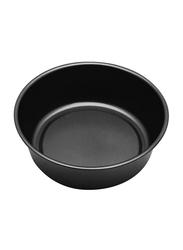 RK 26cm Non Stick Round Baking Pan, 26x26x7.5 cm, Black