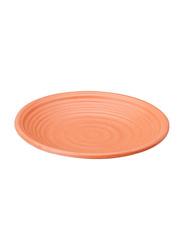 Dinewell 9-inch Melamine Terracotta Dinner Plate, DWMP026TC, Orange