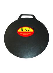 Raj 50cm Non-Stick Arabic Tawa, BBAT50, Black
