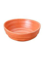 Dinewell 5.5-inch Melamine Terra Cotta Bowl, DWMP028TC, Orange