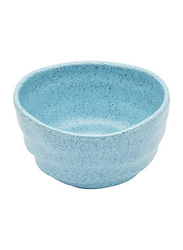 Dinewell 3.65-inch Melamine Blue Speckle Bowl, DWMP030BS, Blue