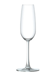 Ocean 210ml 6-Piece Set Madison Flute Champagne Glass, 015F07, Clear