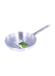 Chefset 30cm Aluminium Frying Pan, CI1184, Silver