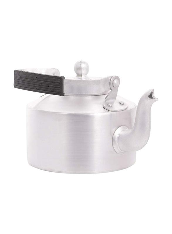 Raj 1.5 Ltr Aluminium Kettle 12, DAK012, Silver