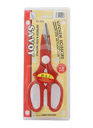 Raj China Partner Scissors, CPS001, Red