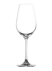 Lucaris 365ml 6-Piece Set Desire Crisp White Glass, LS10CW1306, Clear