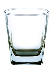 Ocean 195ml 6-Piece Set Plaza Rock Glass, B11007, Clear