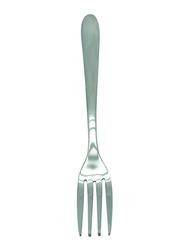 Raj 6-Piece Stainless Steel Cuisine Tea Fork Set, PC0015, Silver