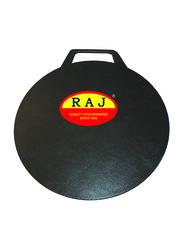 Raj 30cm Non-Stick Arabic Tawa, BBAT30, Black