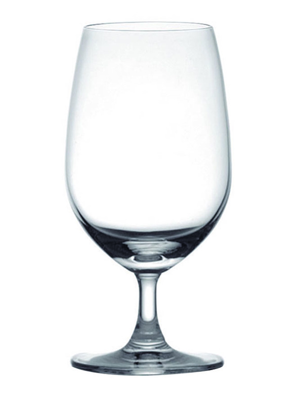 Ocean 425ml 6-Piece Set Madison Water Goblet Glass, 015G15, Clear