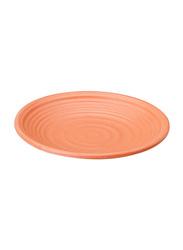 Dinewell 7.5-inch Melamine Terracotta Dinner Plate, DWMP027TC, Orange