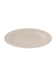 Dinewell 12-inch Melamine Topaz Buffet Plate, DWP9001W, White