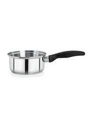 Chefset 2 Ltr Stainless Steel Sauce Pan without Lid, CI5019, 16x9.5 cm, Silver