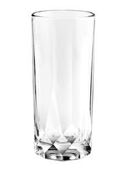 Ocean 350ml 6-Piece Set Connexion Highball Tumbler Glass, P02808, Clear