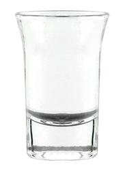 Ocean 35ml Uno Shot Glass, P02910, Clear