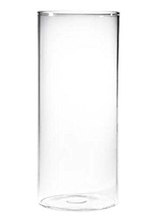 Borosil 480ml 6-Piece Vision Classic Collins Borosilicate Glass, BVVIBVHB65D, Clear