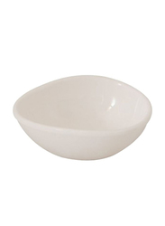 Dinewell 2-Piece Melamine Duke Sauce Bowl Set, DWC2014W, 3x1.5-inch, White