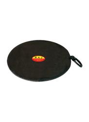 Raj 27cm Iron Ring Tawa, IRT011, Black