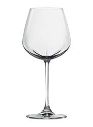 Lucaris 485ml 2-Piece Set Desire Rich White Glass, LS10RW1702, Clear