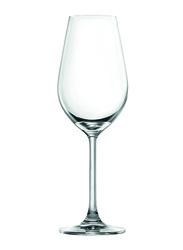 Lucaris 365ml 6-Piece Set Desire Crisp White Glass, LS10CW13, Clear