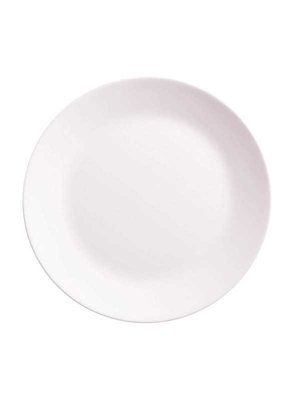 Dinewell 9-inch Medium Melamine Plate, DWP5082W, White