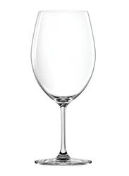 Lucaris 745ml 6-Piece Set Bangkok Bliss Bordeaux Wine Glass, LS01BD26, Clear