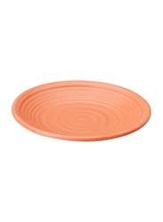 Dinewell 11-inch Melamine Terracotta Dinner Plate, DWMP025TC, Orange