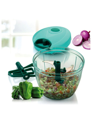 RK Large Plastic Manual Food Chopper, RK0086, Green