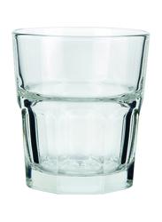 Ocean 300ml 6-Piece Set Centra Rock Glass, P01960, Clear