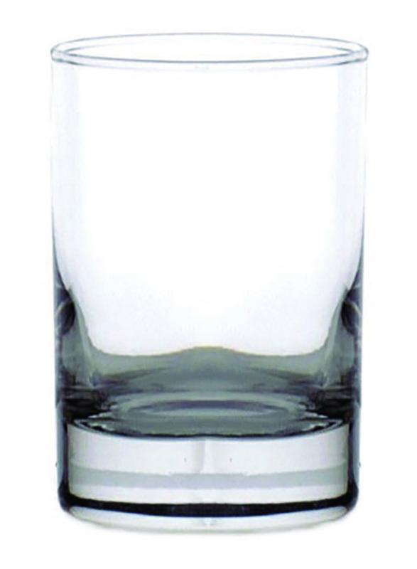 Ocean 175ml 6-Piece Set San Marino Juice Glass, B00406, Clear
