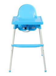 Teknum High Chair H1, Blue