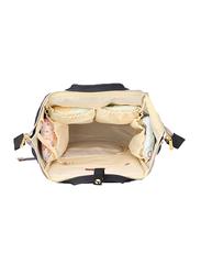 Sunveno Diaper Backpack Bag, Black