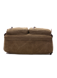 Sambox Convertible Travel Laptop Backpack Bag, Khaki