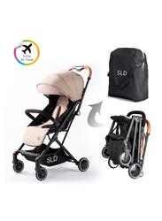 Teknum Travel Lite Stroller, SLD, Khaki