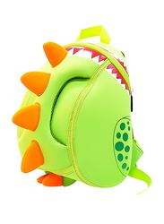 Nohoo Jungle Backpack Bag for Kids, Dinosaur, Green