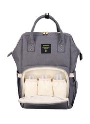 Teknum A1 Stroller with Sunveno Grey Diaper Bag, Pink