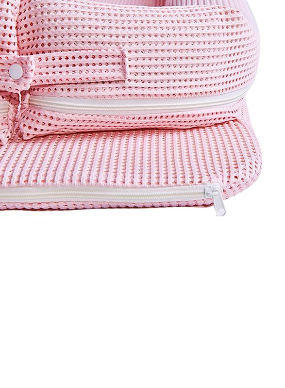 Sunveno All Season Royal Baby Bed, Pink